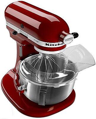 KitchenAid HEAVY DUTY pro 500 Stand Mixer Lift ksm500psgc Metal 5-qt Dark Red