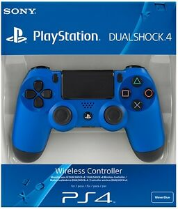 PS4-DualShock-4-Controller-Wave-Blue-V2-BRAND-NEW-SEALED-OFFICIAL