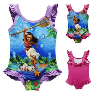 69f3be1413d0a Image is loading Kids-Girls-Moana-Bikini-Swimsuit-Toddler-Kawaii-Summer-
