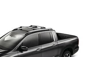 2017 Honda Ridgeline Oem Crossbars Ebay