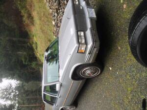 87 Cadillac Fleetwood