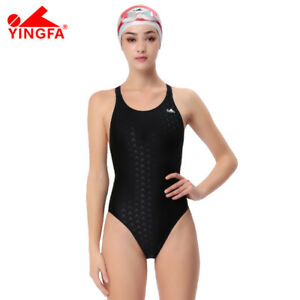 9873d1b5c7 Image is loading Yingfa-Fina-Approved-Women-One-Piece-Training-Competition-