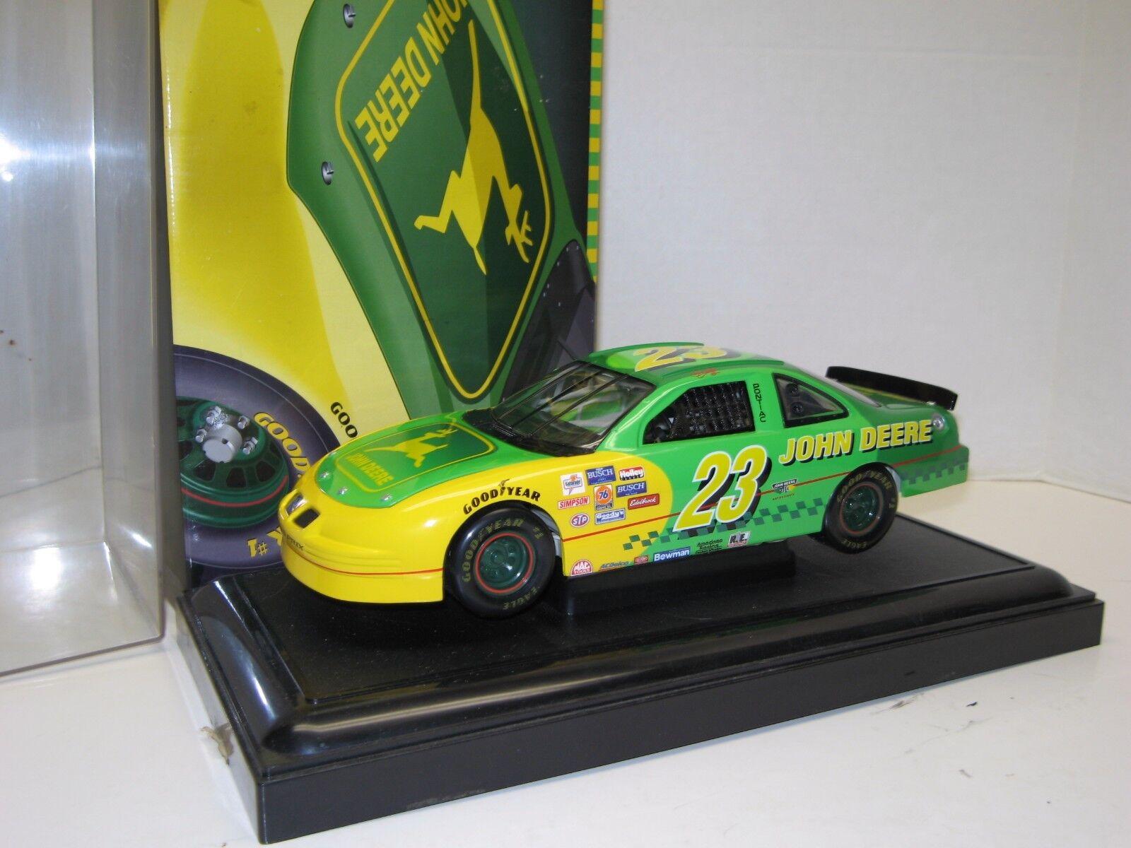 envío gratuito a nivel mundial 1 18 John Deere MotorDeporte  23 1996 Nuevo Nuevo Nuevo en Caja Envío Gratuito  marcas de diseñadores baratos