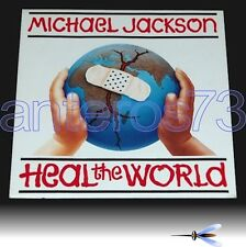 "MICHAEL JACKSON ""HEAL THE WORLD"" RARE 12"" MIX 1992"