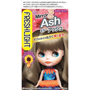 Details about FRESH LIGHT Japan Blythe Trendy Milky Hair Color Dying Kit