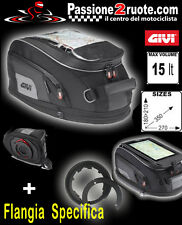 GIVI XS307 TANKLOCK Quick Release Tank Bag 15 Liters