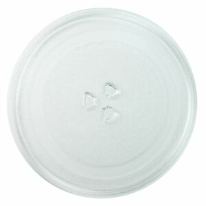 Akai Microwave Glass Turntable Plate 245mm with 3 pips//projections