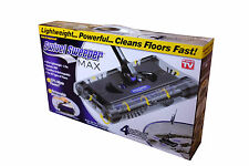 Swivel Max Cordless Lightweight Floor Carpet Sweeper