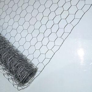 25m x 13mm 600mm galvanisé jardin filet poulet lapin wire mesh-afficher le titre d`origine OcI50T3p-07184114-491322102