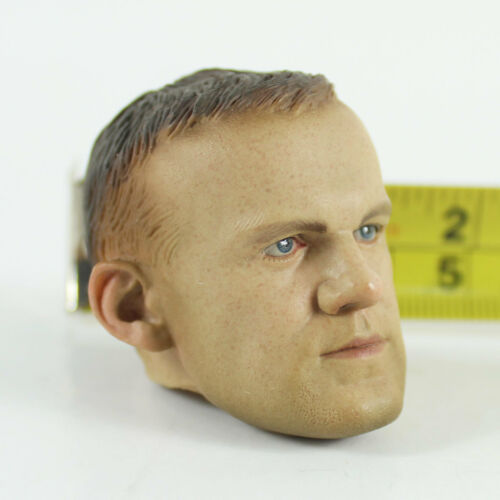 TA61-21 1//6th Scale Action Figure Wayne Rooney Head Sculpt ZCWO