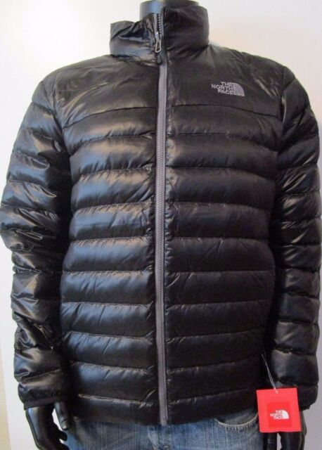 The North Face Men S Puffer Jacket 550 Black Size Small Ebay