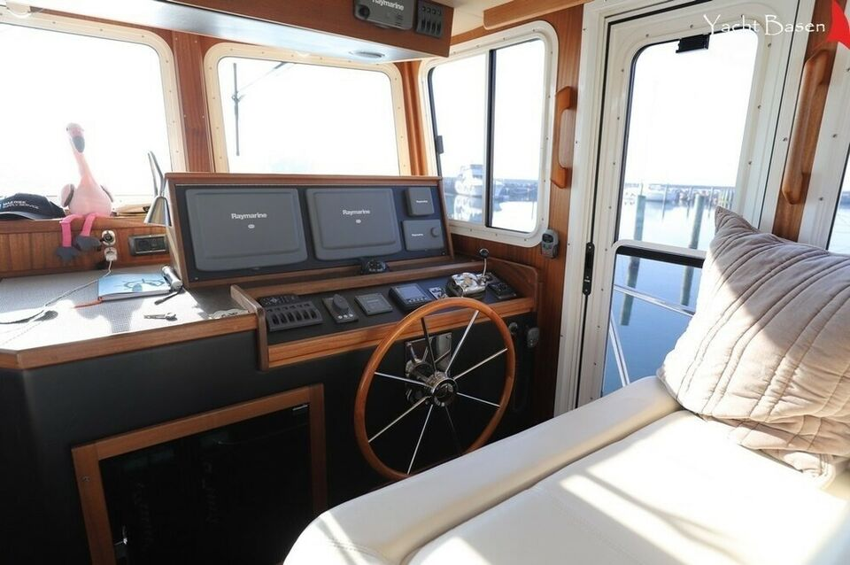 American Tuc 34 Trawler, Motorbåd, årg. 2009