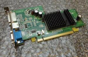 128 Mo Dell UC996 ATi Radeon X300 PCI-E VGA/DVI/sortie S-Vidéo Carte Graphique