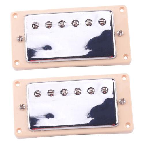 Alnico 5 Humbucker Tonabnehmer Fit für Epiphone Les Paul Elektrische Gitarre Neu