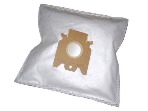 632 10 Sacchetto per aspirapolvere per Hoover Ts 2351 011 SENSORY 5 strati tessuto non tessuto