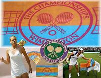 Christy Wimbledon Tennis Club Tournament Towel Ladies 2006