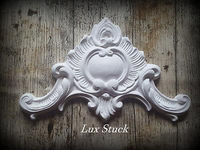 Gipsstuck Dekor Ornament 4 Ecken Verzierung