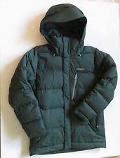 Patagonia Men Rubicon Down Jacket hoody Smoke Green  Size XS  NWT