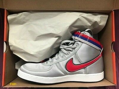 Nike Vandal High Supreme, Silver Red UK 9.5 US 10.5 EU 44.5, new with box. 823229903804 | eBay