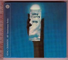 King Crimson , USA _ 40th Anniversary Series ( CD+DVD )