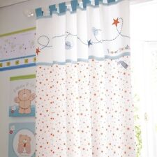 Forever Friends Izziwotnot Boys Little Star Baby Curtains