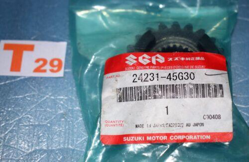 pignon de 3ème de boite de vitesse Suzuki LT-R 450 QUADRACER 08//11 24231-45G30