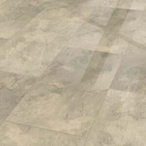 Details zu KRONOTEX Laminat 18,90€/m² Glamour Monreal Slate Fliesenoptik  Hochglanz beige