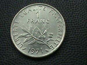 Frankreich-1-Franken-1971-UNC-Maximum-in-USA