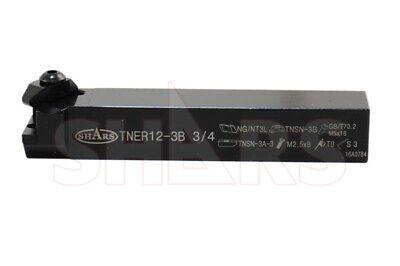 SHARS 5//8 x 4.5 TNSR 10-2B NOTCH THREADING /& GROOVING TOOL HOLDER NEW
