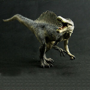 jurassic world spinosaurus simulation model figurine toys dinosaur figure new ebay. Black Bedroom Furniture Sets. Home Design Ideas