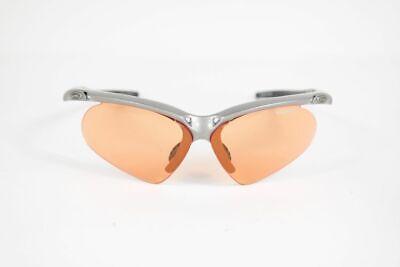 Aufstrebend Alpina A8290.1.25 70[]17 Grau/orange Oval Sonnenbrille Sunglasses Neu