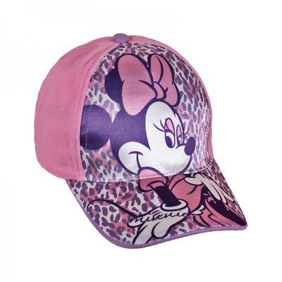 Base Baseball Cap Sommer Sonne Mütze Hut Mädchen Disney Minnie Maus Größe 54 Modern Und Elegant In Mode
