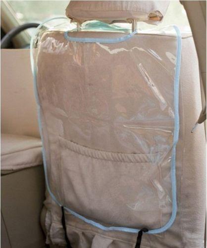 Popular Car Waterproof Back Seat Protector Cover Kids Kick Keep Clean Tidy