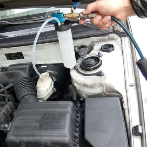 Car/&Truck Brake System Fluid Bleeder Kit Hydraulic  Clutch Oil Emptying Tool NEW