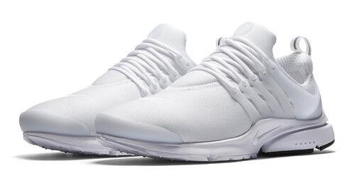 Nike air presto wesentliche sz zehn triple - weiße weiße weiße 1c2f16