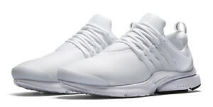 separation shoes 511aa f21db Image is loading Nike-Air-Presto-Essential-Triple-White-848187-100-