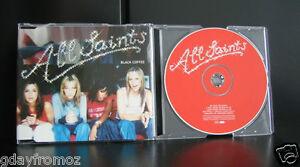 All-Saints-Black-Coffee-4-Track-CD-Single
