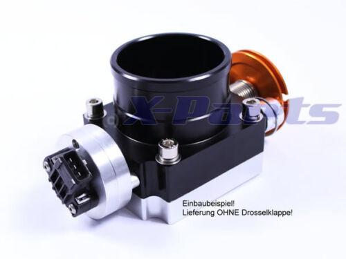 Poti Adaptateur pour 70 mm 80 mm Papillon gueule Drosselklappenpoti vr6 16 V r32 pour BM