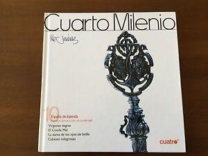 CUARTO MILENIO 10 ESPAÑA DE LEYENDA - DVD + LIBRO 68 PAGS - CUATRO ...