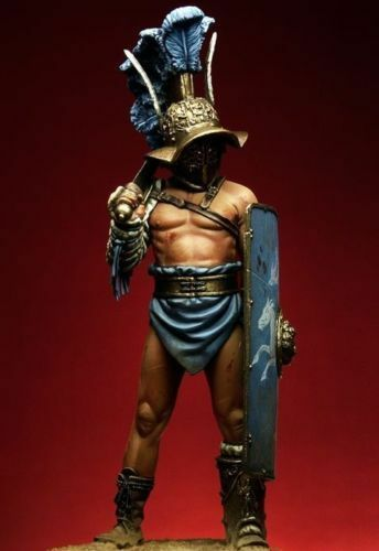 Lead soldier toy. Gladiator Murmillon,detailed toy,detailed,Elite.handpainted