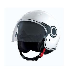 VESPA-605914M0-B-M-Casco-Vespa-VJ-Bianco-TAGLIA-M-Vespa-VJ-White-Helmet-SIZE-M