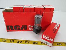 Lot Of 5 Rca Electron Tubes L2d4 Laboratory Equipment Science Fair Home School T