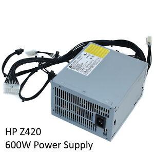 HP Z420 workstation power 600W DPS-600UB A 623193-001 632911-001