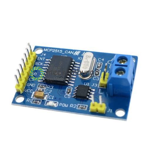 10PCS DIY MCP2515 Can Bus SPI CAN-Transceiver TJA1050 für Arduino Prototyping