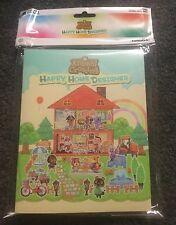 New Animal Crossing Collector Card Album Book Hori Licensed Nintendo Amiibo