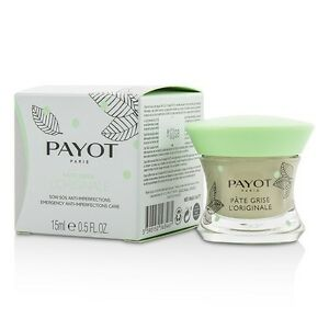 Payot-Pate-Grise-L-039-Originale-Emergency-Anti-Imperfections-Care-15ml