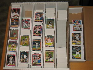 2010-Topps-Large-Baseball-Base-amp-Insert-Cards-Lot-Approximately-1910-Cards