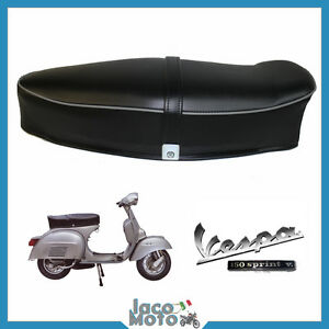 Sella VESPA SPRINT 125 150 GL - GTR - VBB - VBA - VNB - SUPER - TS