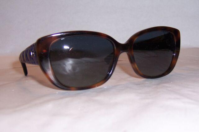 e2cf0adbb52 Christian Dior Lady 2r GRSHD Havana Blue Grey Sunglasses Authentic ...