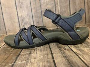 Teva-Tirra-4266-Navy-Blue-Sport-Sandal-Trail-Hiking-Waterproof-Women-039-s-Sz-7-5-J